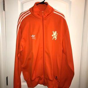 Adidas Netherlands World Cup Track Jacket